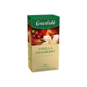 Vanilla Cranberry 25пак