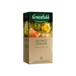 Quince Ginger 25пак