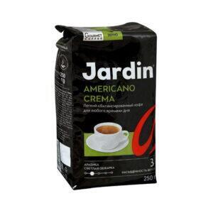 Кофе Жардин<br><br>Американо Крема 250г