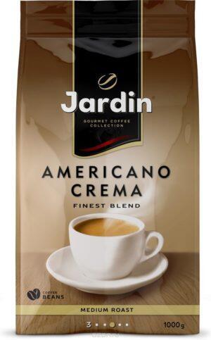 Кофе Жардин 1000г Американо Крема