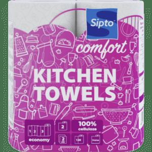 Полотенца бумажные Sipto Comfort