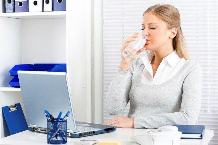 Значение питьевой воды в условиях офиса